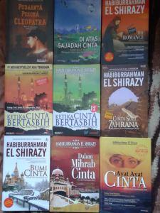 NovelHabiburrahmanElShirazy
